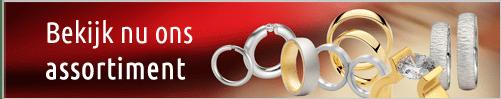 Juwelier De Tijd - Gouden Trouwringen