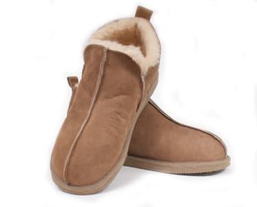 shepherd-pantoffels - herenpantoffels